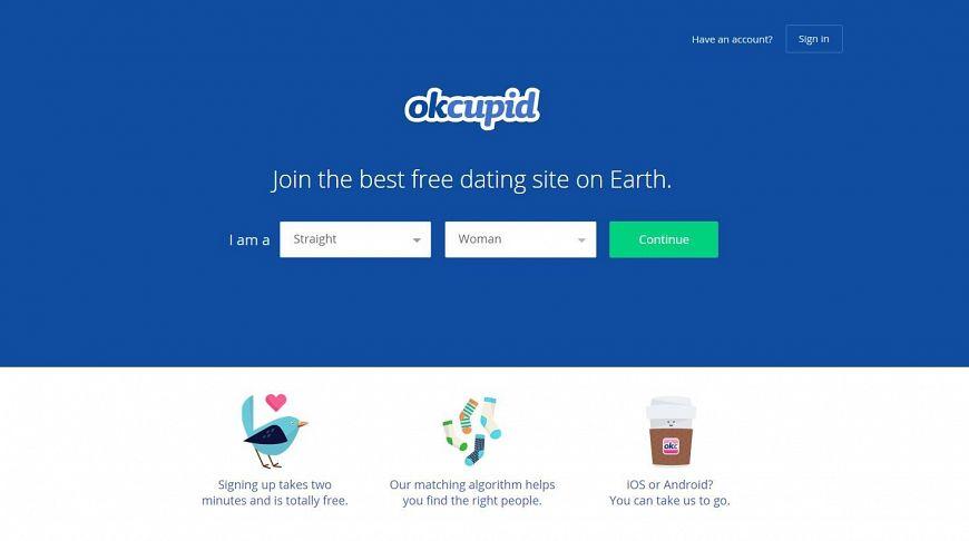 популярный сайт знакомств в сша