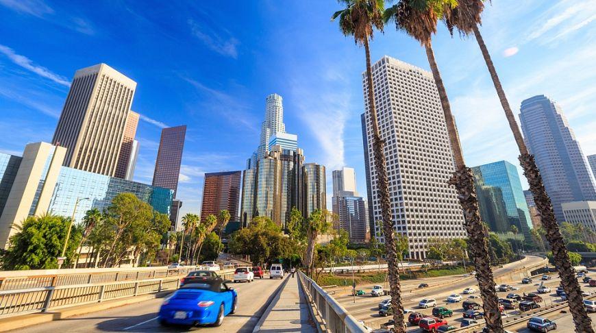 Экскурсии по Лос-Анджелесу, на русском, видео