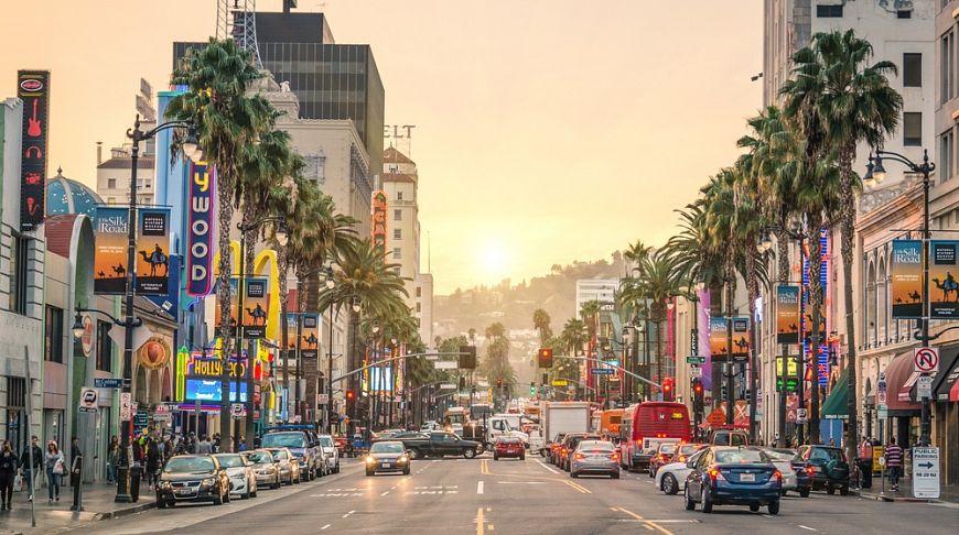Экскурсии по Лос-Анджелесу, на русском