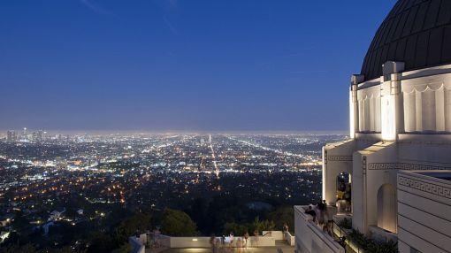 Главные достопримечательности Лос-Анджелеса на карте, фото, Калифорния