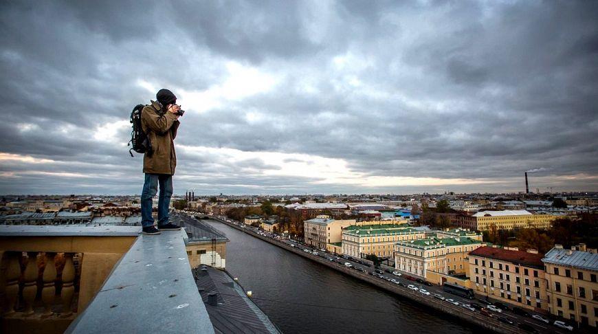 Экскурсии, прогулки по крышам Санкт-Петербурга (Питера, СПБ)