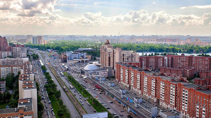 Лучшие, престижные, элитные районы Санкт-Петербурга (Питера, СПБ) для проживания
