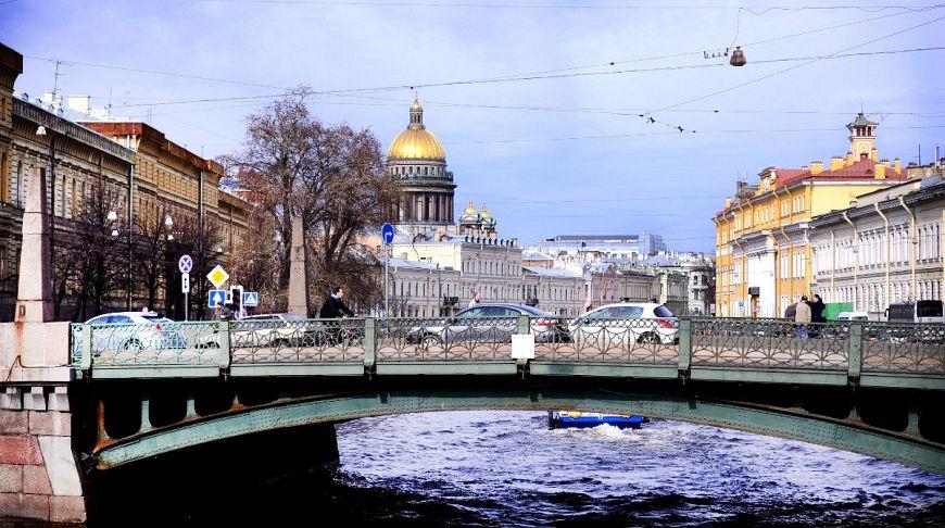 санкт петербург мосты