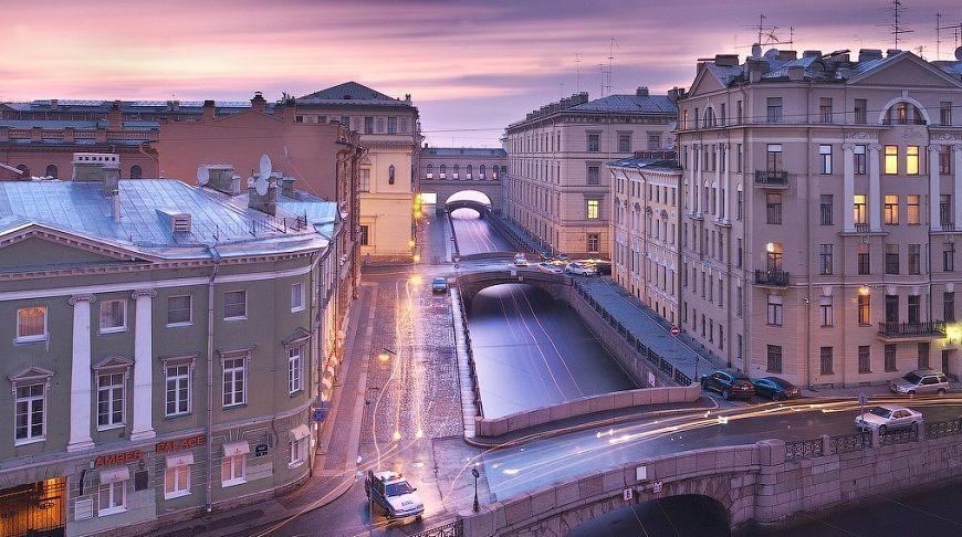 разводные мосты санкт петербурга