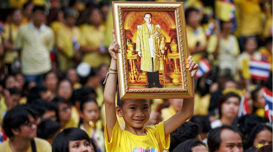 тайланд монархия