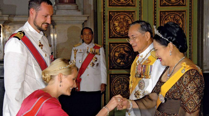 монархия тайланда