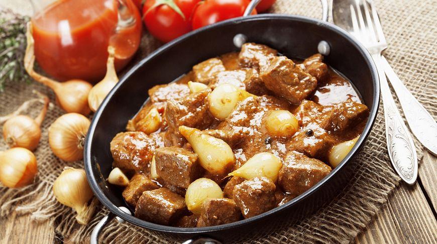Национальная блюда Казахстана.