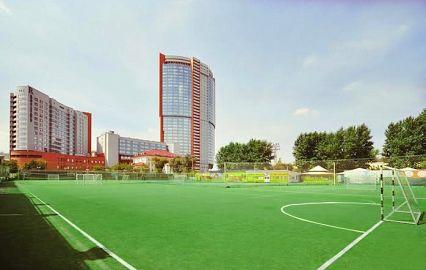 где поиграть в футбол в москве