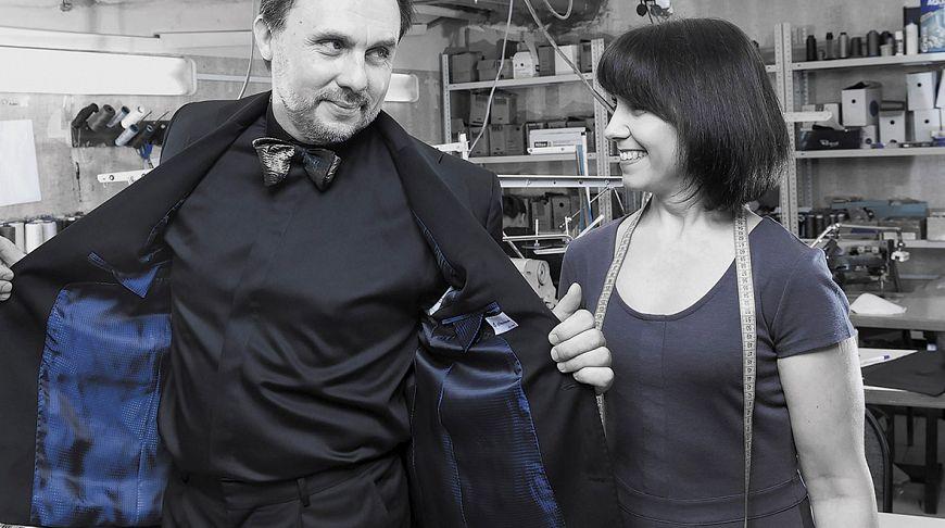 индивидуальный пошив костюмов в москве