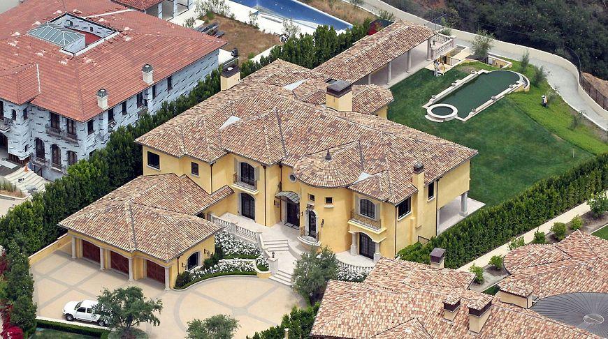 фото домов знаменитостей