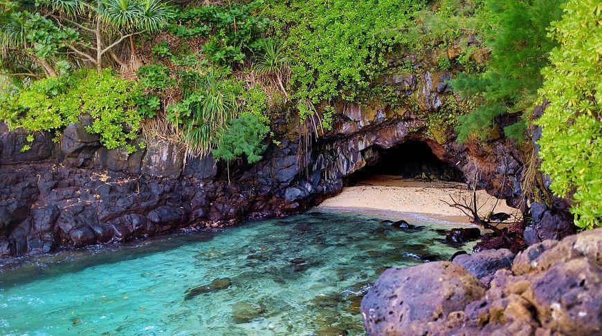 пещеры америки фото