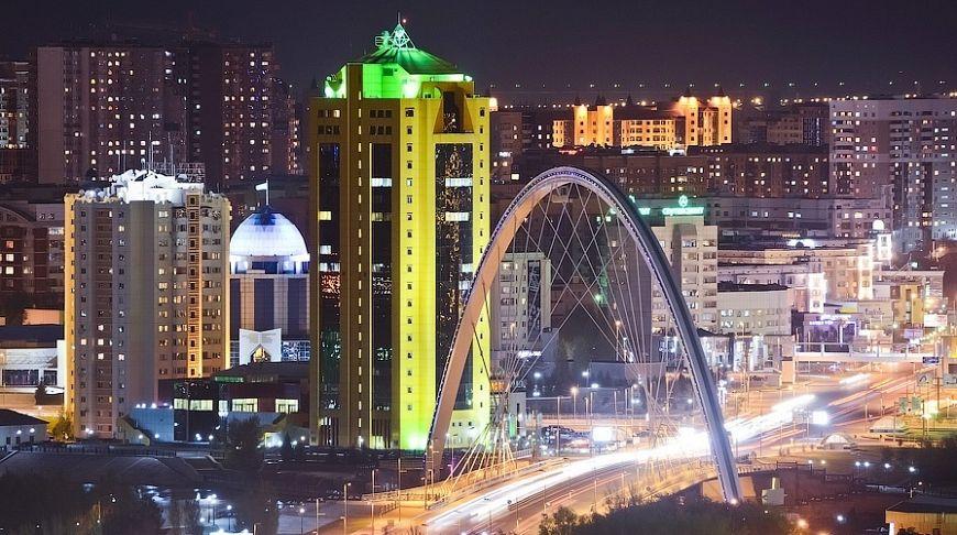 бизнес-центров Левого берега Астаны