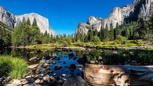 Самые красивые места в Калифорнии
