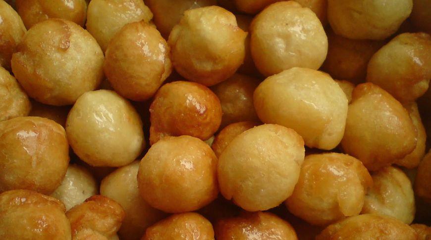 казахские сладости