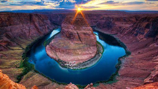 Самые красивые места в США (Америке)