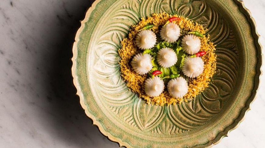 блюда тайской кухни фото