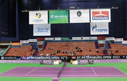 большой теннис в петербурге