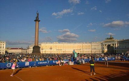 большой теннис в санкт петербурге