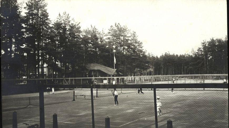 теннис в санкт петербурге