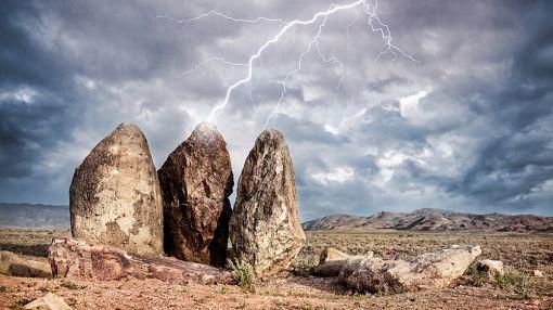 Загадочные и мистические места Казахстана