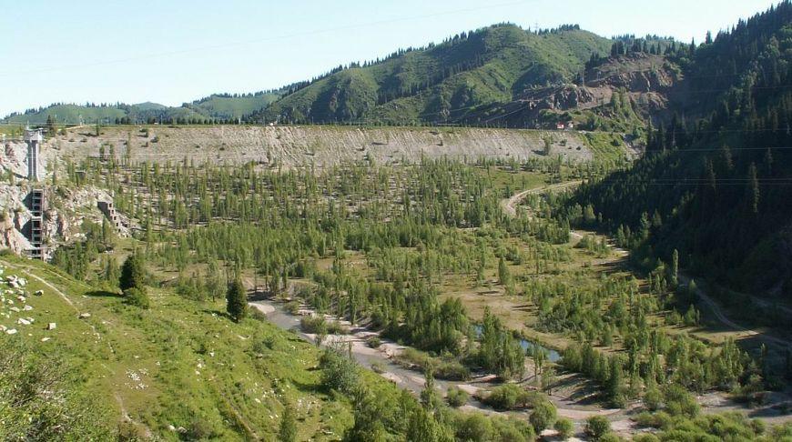 мистические места в казахстане