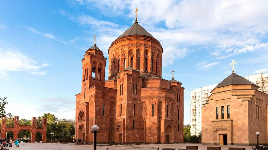 Армяне в москве знакомства 2