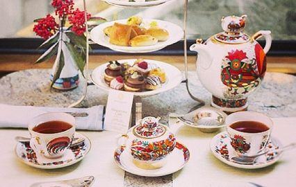 еда в лучших отелях санкт петербурга