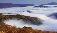 ТОП-10 мест США, где можно сполна насладиться осенью