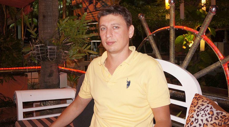Анатолий Борец учитель Тайланд