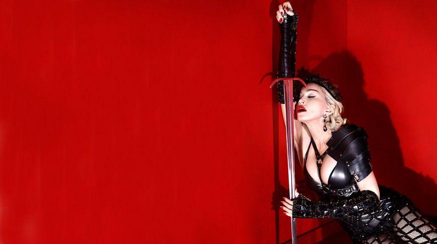 концерты Мадонны в Америке