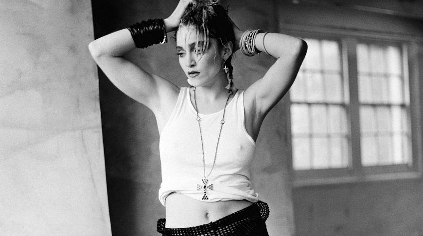 легендарная Мадонна