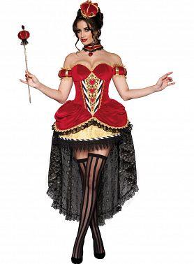образ королевы хеллоуин