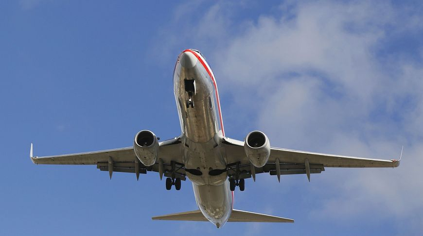 самолет транспорт