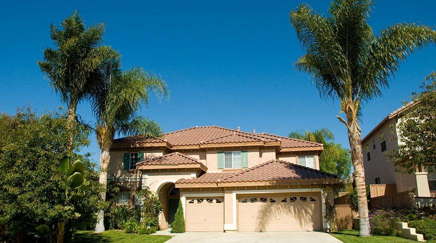 Такой дом можно купить в США