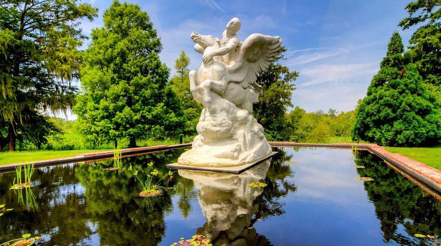 Парк Брукгрин Гарденс, Южная Каролина