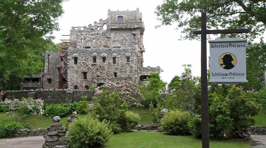 Замок Джилетт, Коннектикут