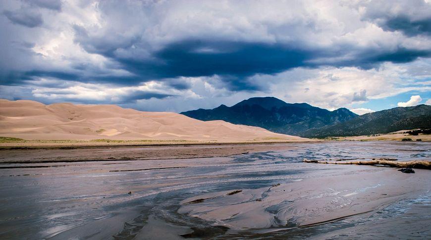 Национальный парк Грейт-Санд-Дьюнс, Колорадо