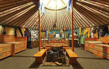 обитель шамана