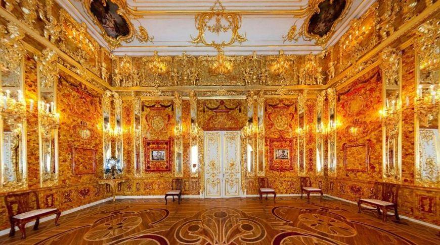 янтарная комната сегодня