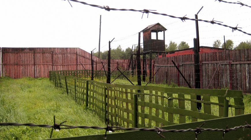 лагерь ГУЛАГ