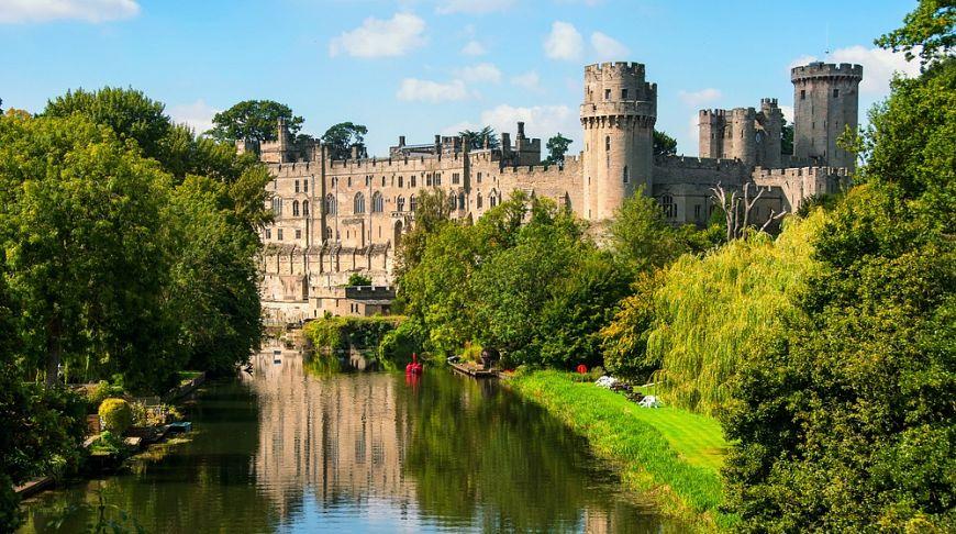 Продажа старинных замков в великобритании виллы в коста бланка