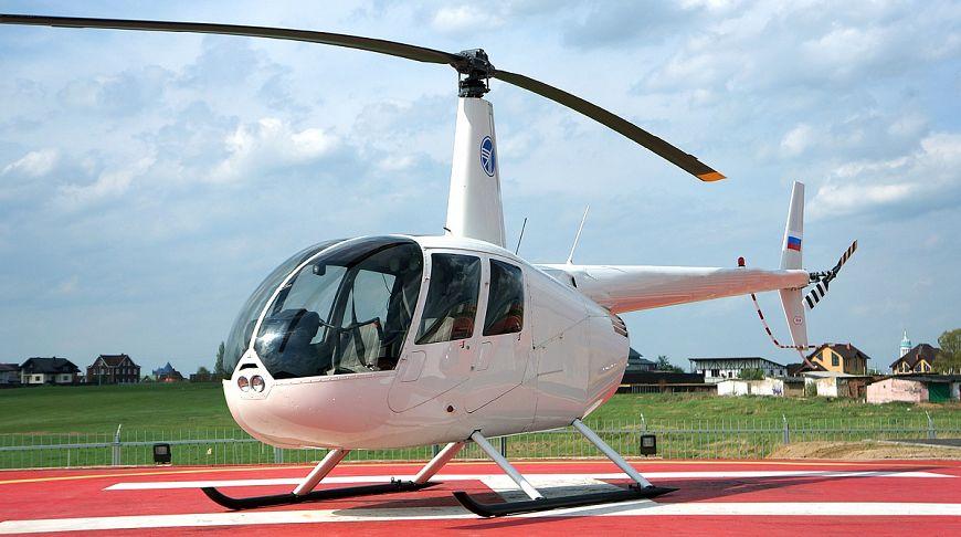 экскурсия на вертолете над Петербургом