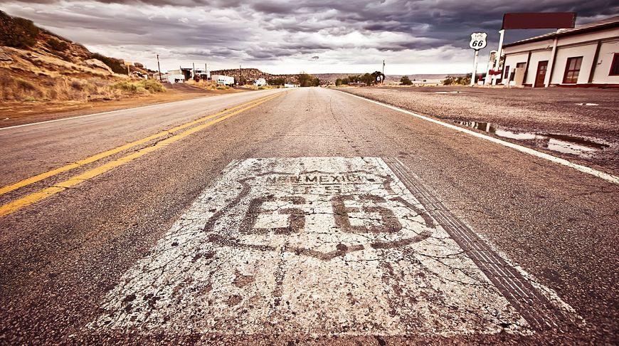 Топ-10 самых красивых дорог США
