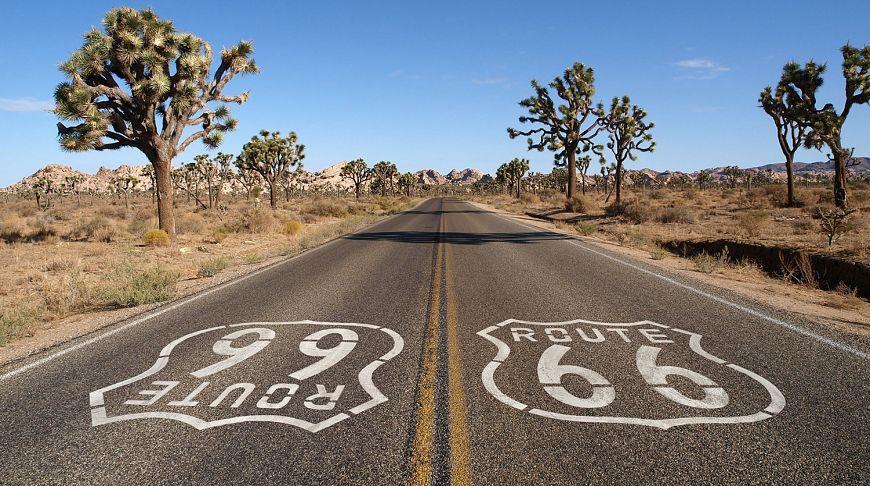 дорога Route 66