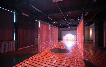 лазерная инсталляция
