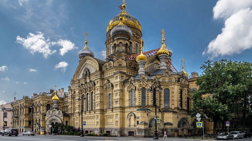 петербургская церковь