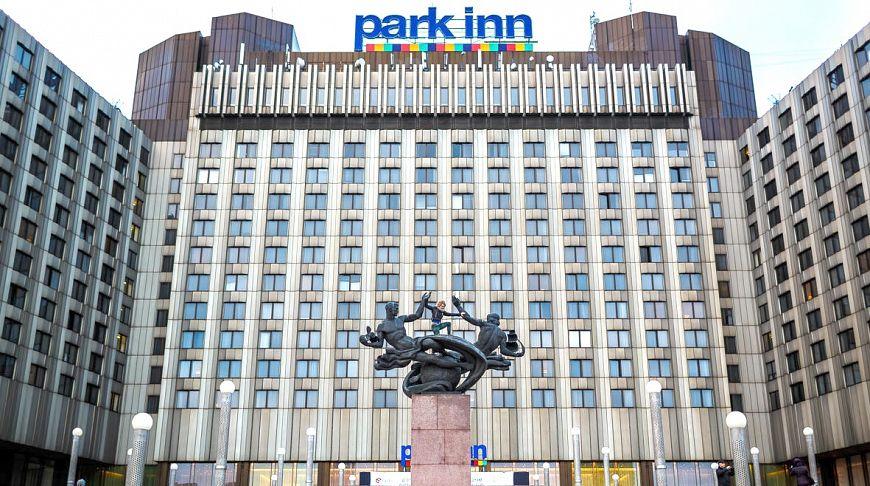 гостиница Парк Инн в Питере