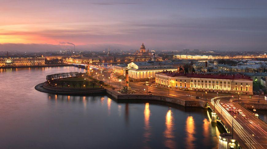 фото васильевский остров санкт петербург