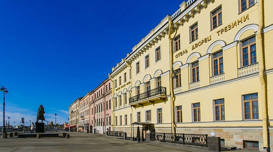 отель Трезини