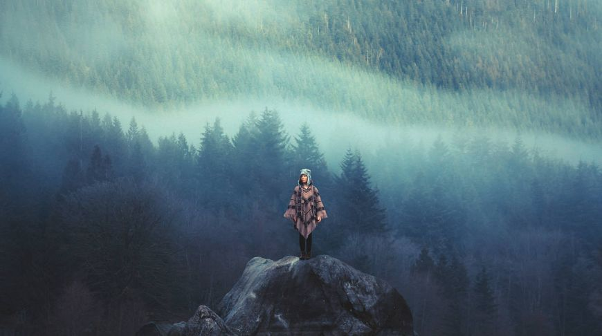 Лесная фея, Канада, Виктория